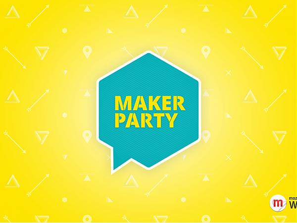 Maker Party: Teach The Web