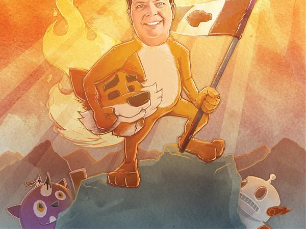 Chris Beard: Mozilla CEO