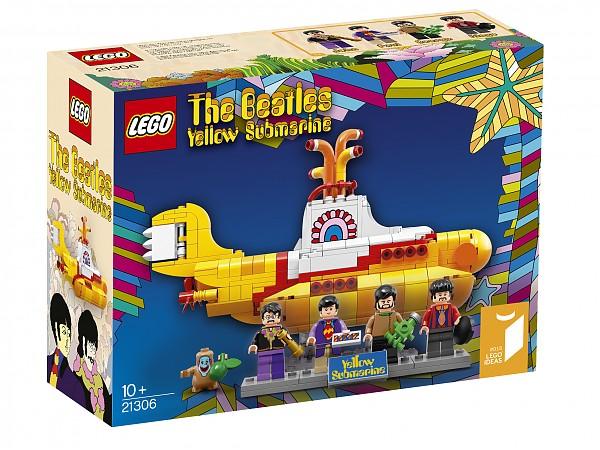 LEGO® Ideas 21306 Yellow Submarine