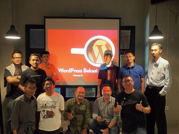 Bekasi WordPress Meetup