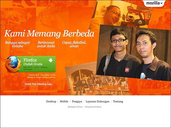 Peramban Web Mozilla Firefox