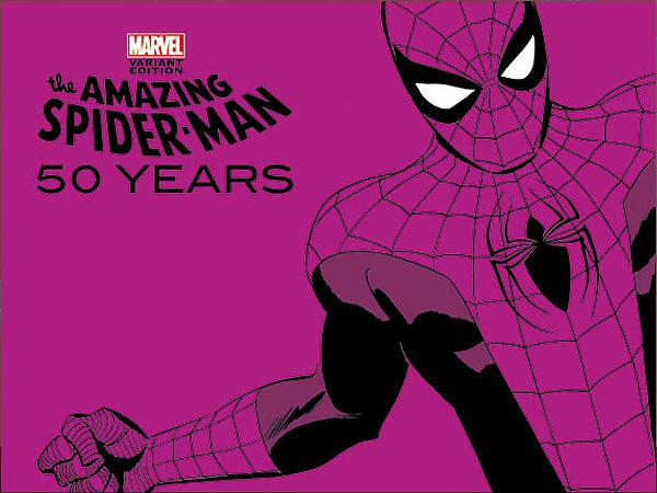 Spider-Man's 50th Anniversary